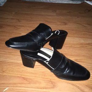 H&am Loafer Heels